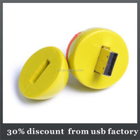 promotional 8GB usb pvc flash drive