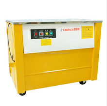 Semi - automatic baler ,new packer hot - melt deduction strapping machine