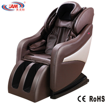 electric massage chair With Mp3 music function 3d zero gravity vibration massage recliner chair
