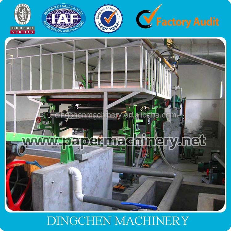 Home use small toilet paper making machine price