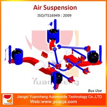 High Quality 4 Bar Link Bus Front Air Suspension Kits
