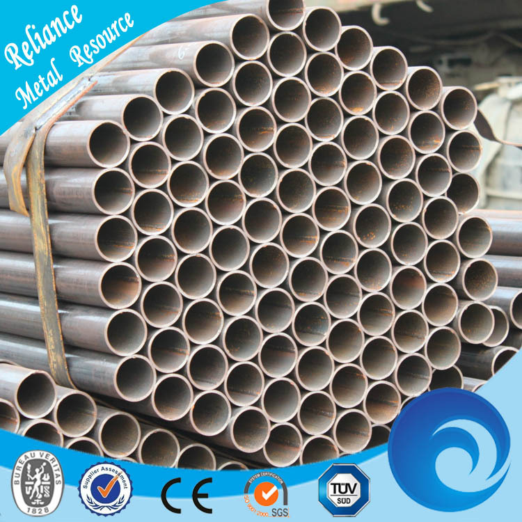 EXPAND HOT FINISHED WELDED ERW STEEL PIPE