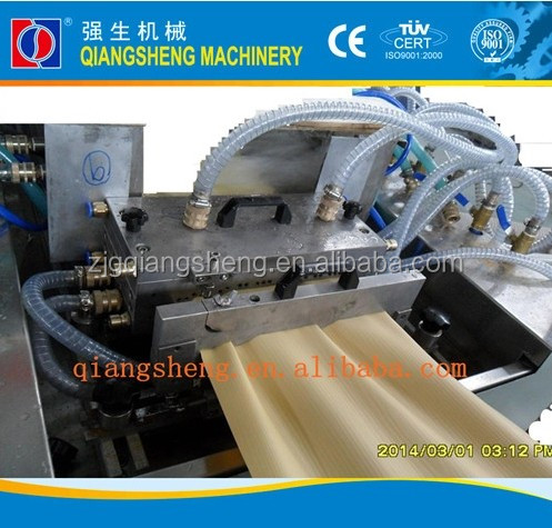 PVC siding wall decorative panel production line / pvc board machine