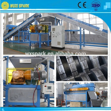 Used Tyre Recycling Line Designed by Germany Technology in Stock for sale