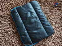 universal quilted puffer tablet sleeve cover case for iPad air