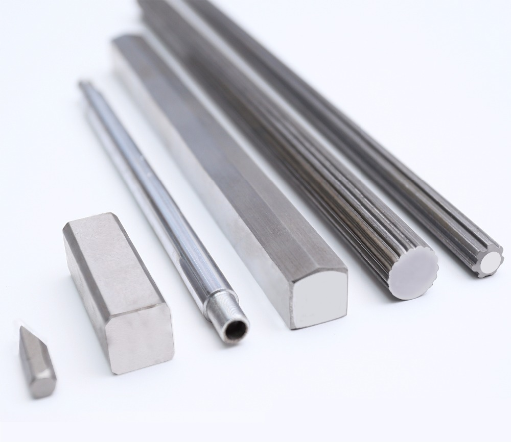 Customized cold drawn steel bar with special shape