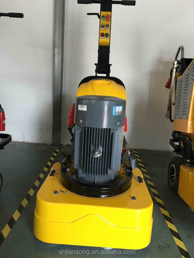 JS700 heavy duty grinder After sales Service Provided stone granite concrete floor polisher