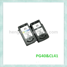 PG40 CL41 For Ink Cartridges Canon pixma ip1880 For canon ink cartridge