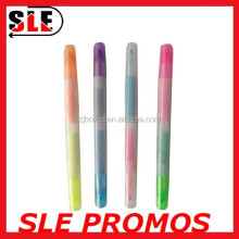 Promotion Highlighter Colors Washable Fabric Marker Kids Drawing Pens New 2015