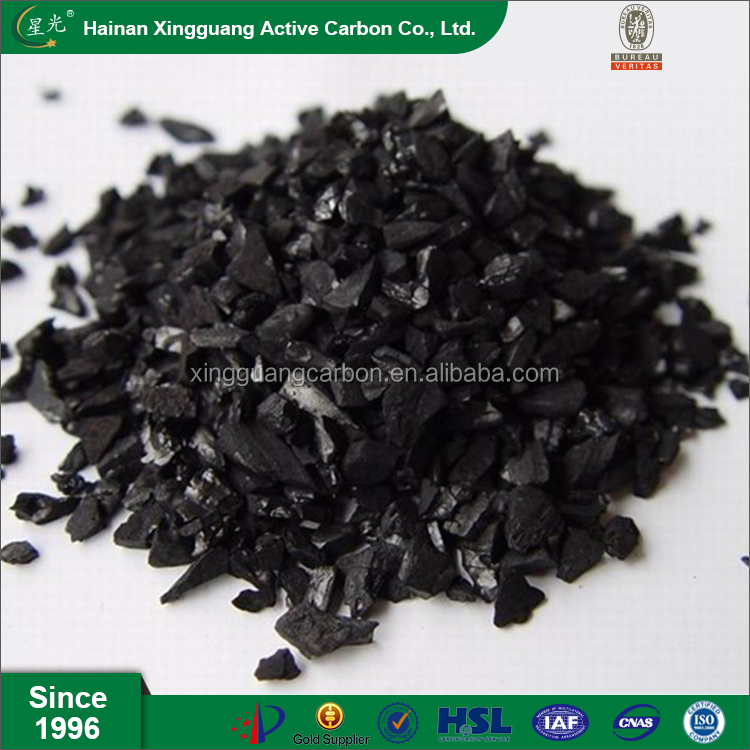 Water purification machine filter coconut shell based granular activated carbon price per ton