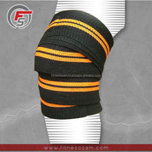 Heavy duty Knee Wraps for Power lifting