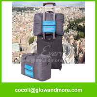 Travel Nylon Lightweight Foldable Duffel Luggage