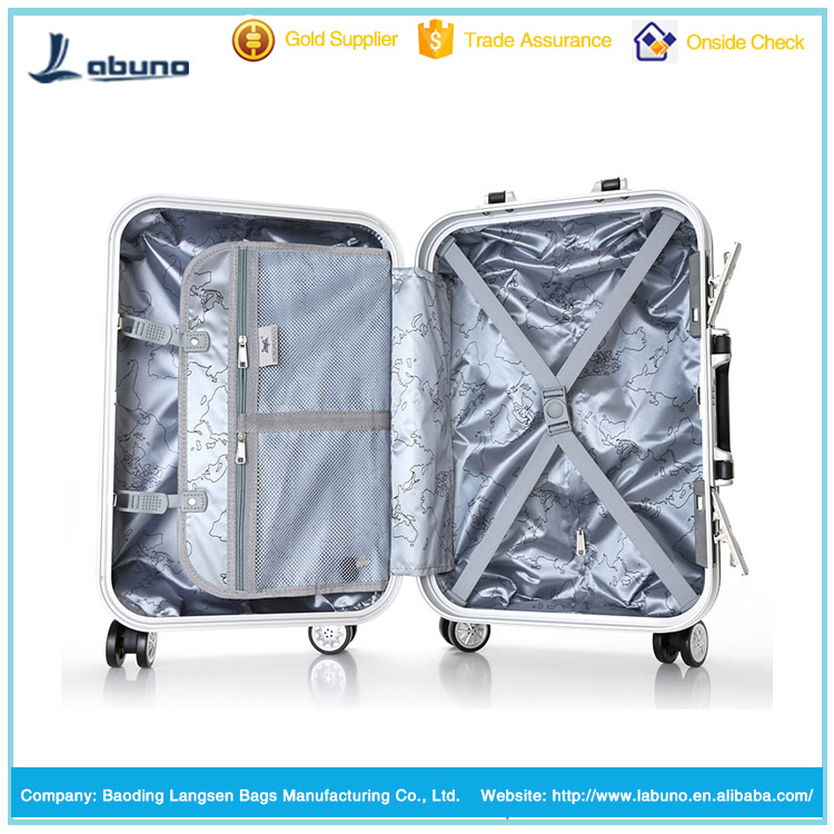 hot sale 20 inch 24 inch promotional PC cheap travel luggage