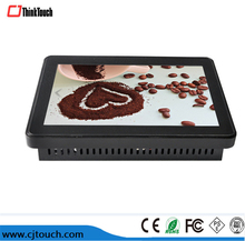 computer all in one pc High quality small size wall mount LCD touch screen monitor with led light All in one PC