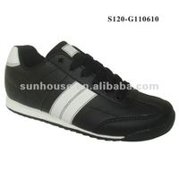 2014 latest men's sport shoes with PU