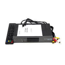 S1024E Combo Auto roll powervu T2+S2 Combo decoder with RF support CCCAM