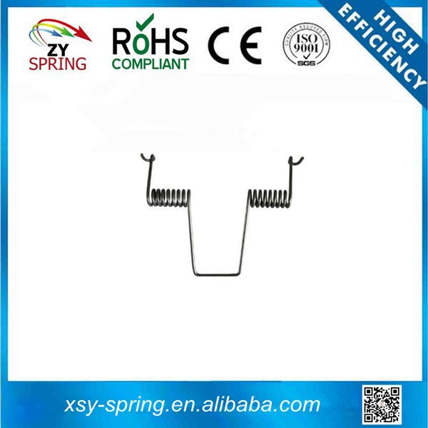 Bar torsion springs manufacturer for industrial production