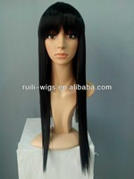 Synthetic crazy wigs