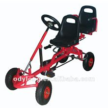 High quality kids car pedal go kart with CE certificate