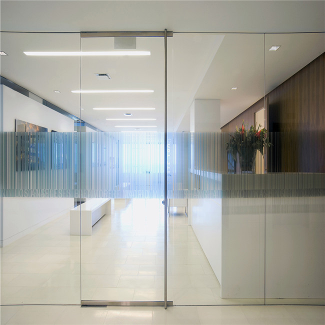 Commercial office folding walls partition , framing partion wall
