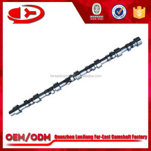 China Manufacture Camshaft type for 6D125 with high quality and service
