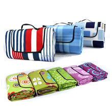 outdoor roll up picnic backpack with blanket