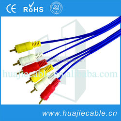 3 rca to 3rca audio cable