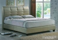 Leather Divan Bed, Double Bed