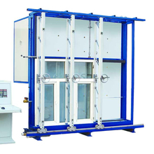 Test doors and windows Wind pressure resistance ability Air tightness Water tightness etc Physical property testing machine