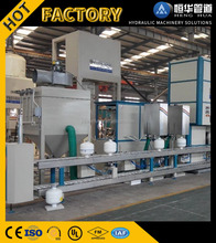 cylinder production machine /automatic fire extinguisher filling production line