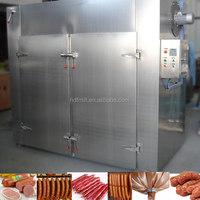 Best quality high quality meat smokehouse ovens