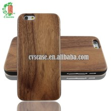 Wood Skin bamboo Case for iphone 6 Mobile Phone,Available for iPhone 6 360 Case,Clear for iPhone 6 Case