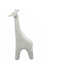 New ceramic giraffe figurine statue for home decoration
