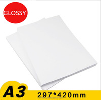High Quality A3 size Cast Coated Inkjet Glossy Photo Paper A4