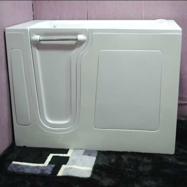 Walk in bathtub for disable person freestanding shower bath tub CWS3053S