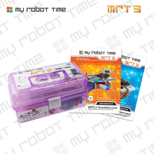 Full Kits educational plastic building blocks robot kit for primary school