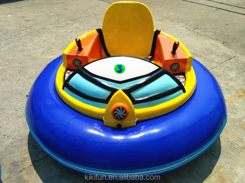 Amusement park used best selling new products electric bumper car for kids to drive