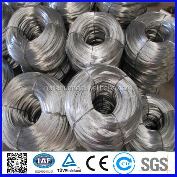Low price hot dip galvanized iron wire for making nail