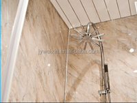 waterproof PVC ceiling panels for bathrooms with CE certificate