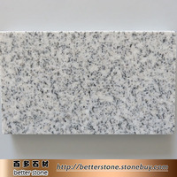 China White Granite, Polished G365 White Pearl White Granite Wall Tiles