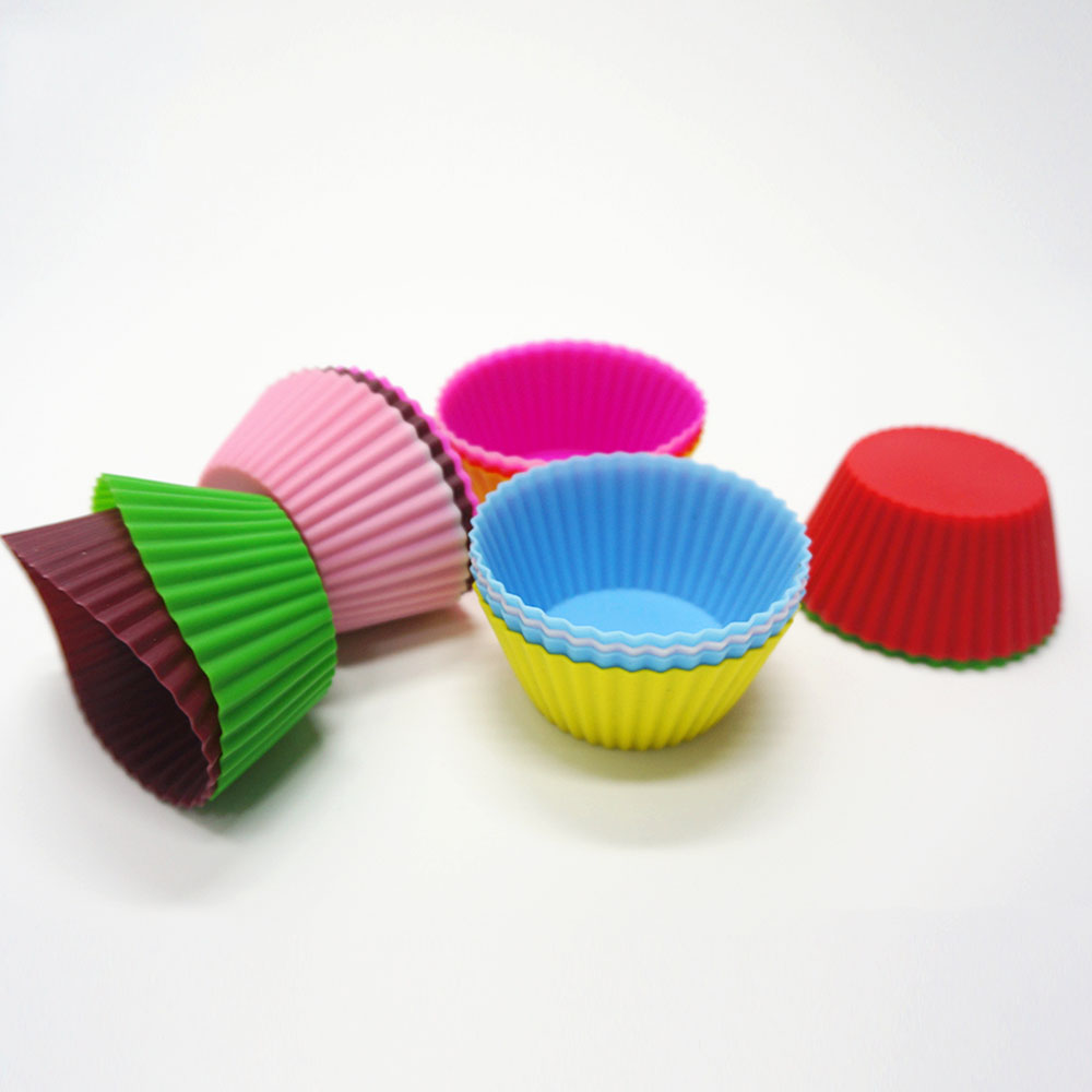 Promotion Gift Silicone Mould For Baking Microwave Cake Molds