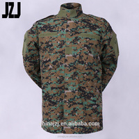 Army Dress Uniform Camouflage Uniform Military Shirt And Pants T/C CVC N/C ALL-COTTON Clothing