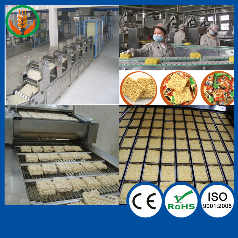 india instant noodle production line