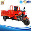 High precision Powerful three wheel diesel motor tricycle