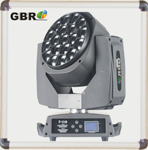 Guangzhou bee eye vendor supply 19*15W led bee eye/zoom led bee eye