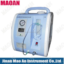 Oxygen Concentrator, breathe Pure H2 and O2 at same time, Past CE