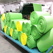 custom thickness Hot Sale colorful Black high density eva foam roll Ultra-Thin Eva Foam 1Mm 2Mm 3Mm 4Mm Sheets
