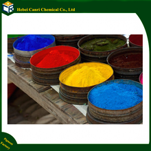 Concrete and cement grade red yellow black iron oxide pigments