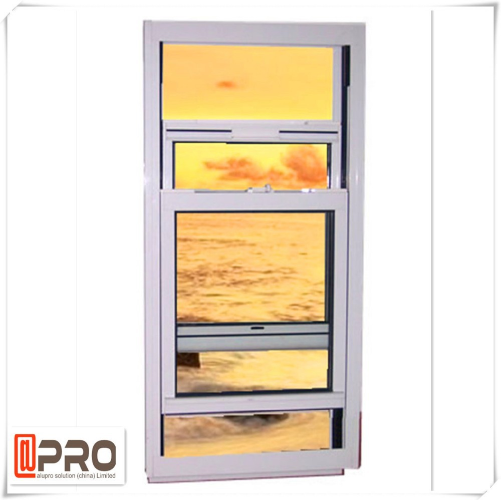 New house window grill design aluminum profile aluminum double hung windows about picture frames