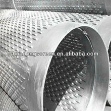 High strenth and anti-corrosion bridge slot screen for drilling well(factory for 20 year's)